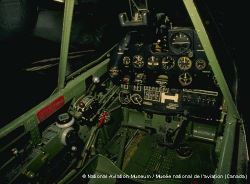 P40 Cockpit | www.pixshark.com - Images Galleries With A Bite!